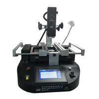LY R5830 R5830C touch screen BGA Rework Station hot air 3 zones for Laptop Motherboard Chip Repair 4500W ZM R5830