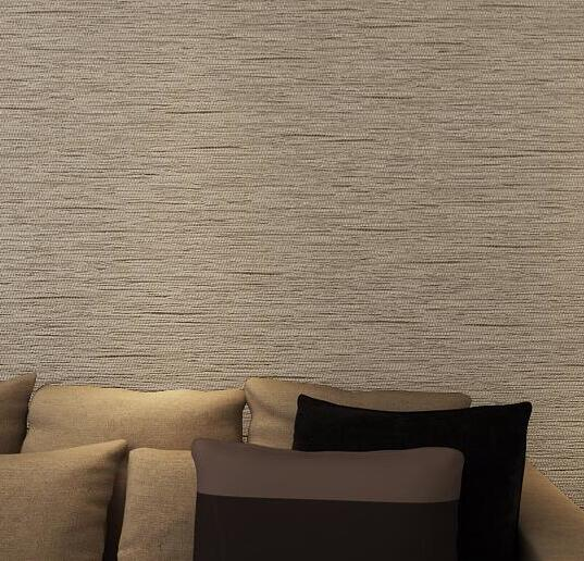 Luxury Modern Minimalist Creative Flax Solid Color Textured Wallpaper For  Walls Decor Brand 3D Wallpaper Roll