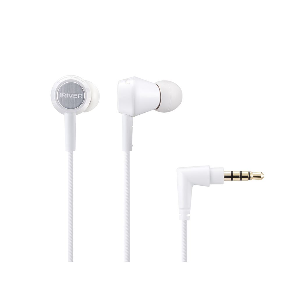 IRIVER AT1000 in-ear earphone High-quality dynamic For Mobile Phone With MIC