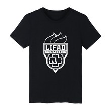 LIFAD Short Sleeve Simple and generous style T-shirt Durable Men/Women LIFAD Slim T-shirt with High quality