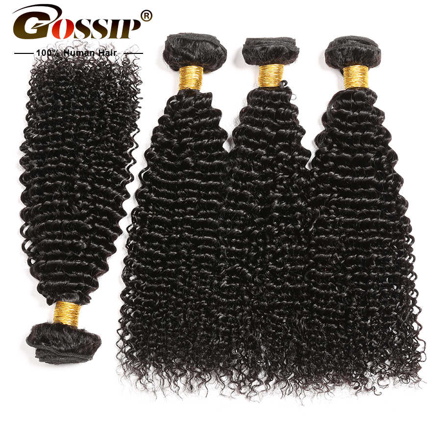 "Mongolia Kinky Curly Hair Bundles Gossip Hair Extension 100% Human Hair Bundles 8""-28"" Remy Human Hair Weave Bundles Deal"