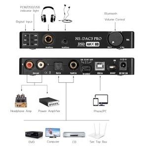 Image 4 - Douk audioMini ES9038 XMOS Coaxial Optical CSR8675 Bluetooth5.0 APTX HD USB Dop DAC Headphone Amplifier Digital Analog Converter