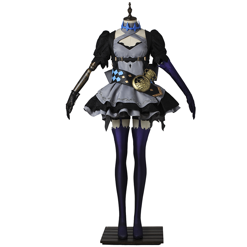 SINoalice Fetter Alice Cosplay Costume Women Dress Anime Cosplay Outfit Halloween Suit Uniform Party Custom Made Adult