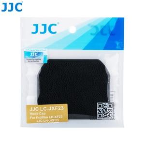 Image 5 - JJC Camera Lens Cap for Fujifilm LH XF23 and JJC LH JXF23 Lens Hood 62mm Black Caps Protector (LC JXF23 )