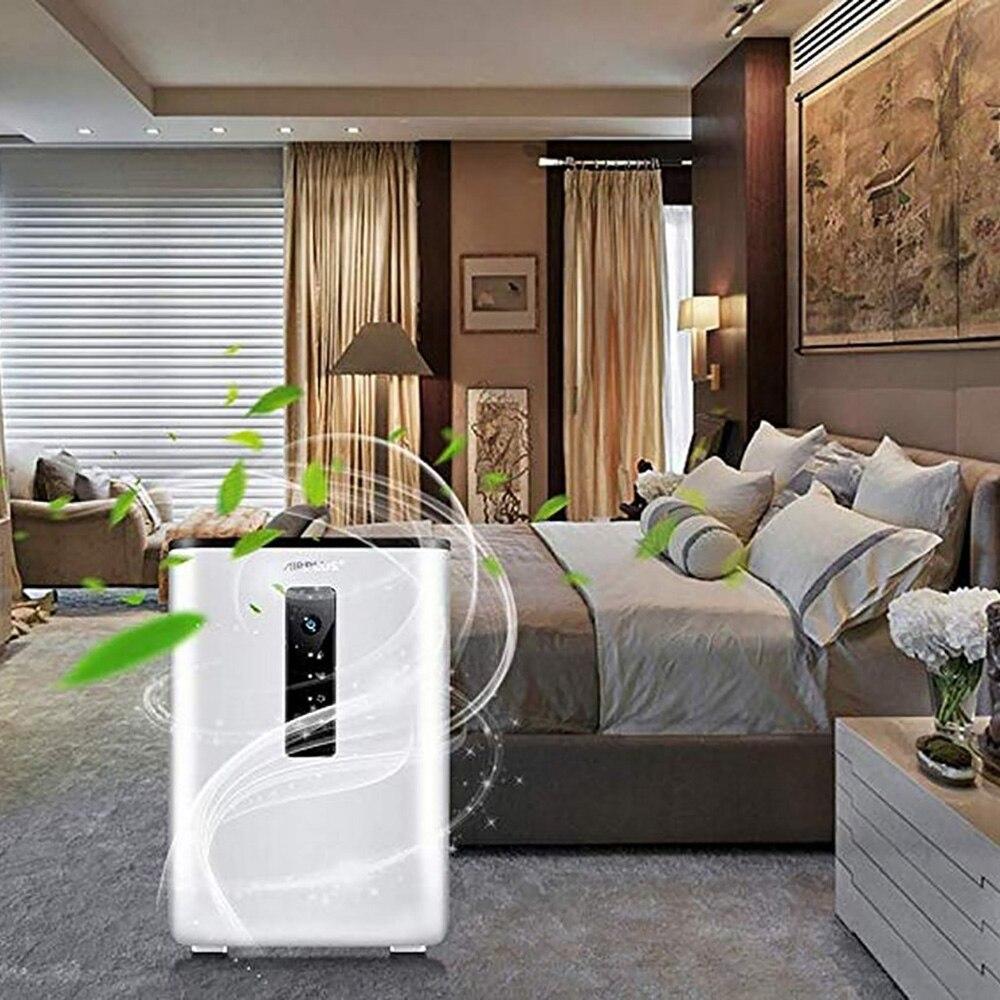 2.5L Household Air Semiconductor Dehumidifier Moisture Absorption Air Purification Suit For Basement Wet Clean