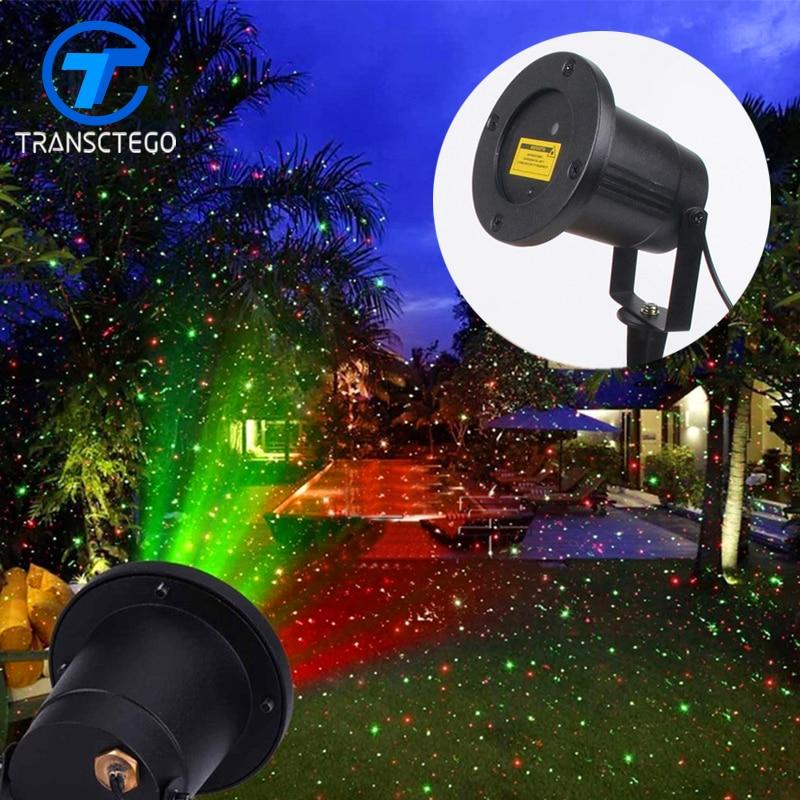 Weihnachtslaserlicht Outdoor led projektor Licht Ip65 Garten ...