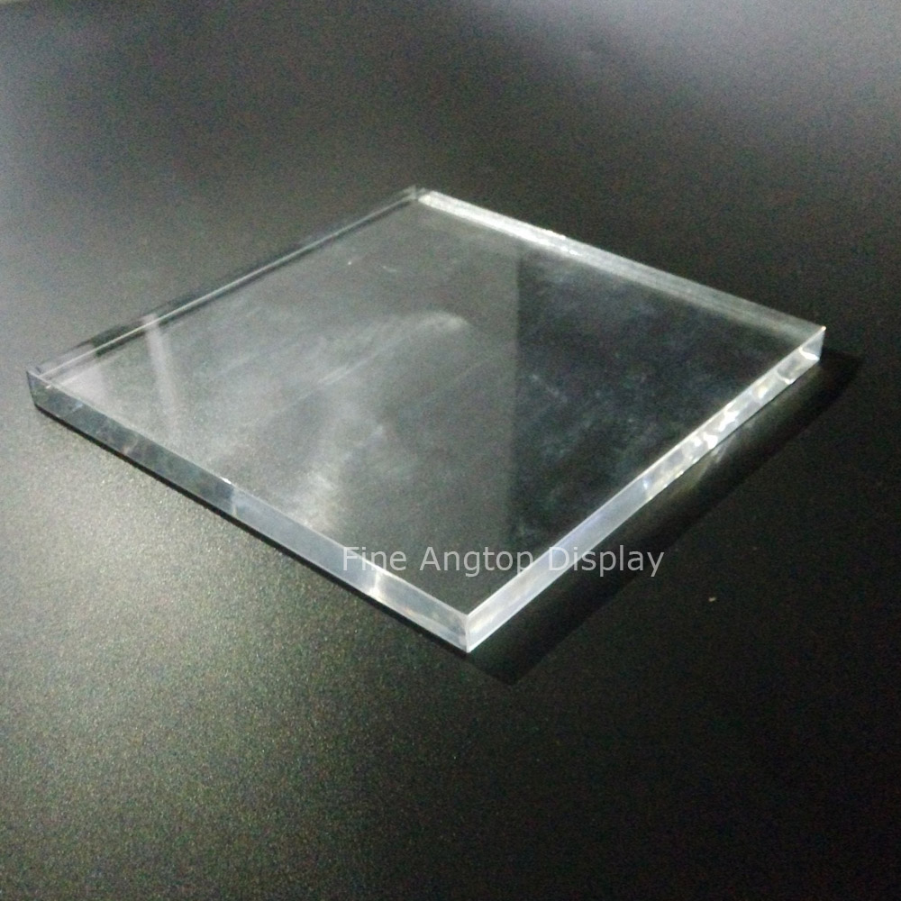 Plexi Glas 150x150mm Acrylic Sheet Clear Plexiglass Sheet Display