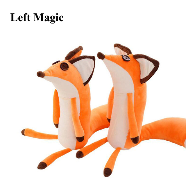 60cm The Little Prince And The Foxes Plush Dolls Toys Clothes Doll Stuffed Education Toys Kids Christmas Birthday Gift G8203