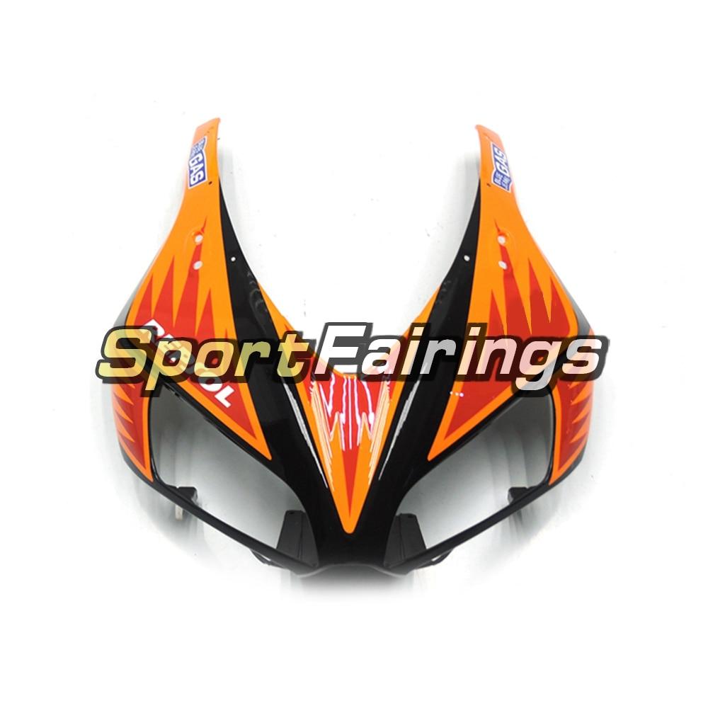 Мотоцикл Полный комплект обтекателя цвета: зеленый, черный Orange мотоцикл кузов Обтекатели для Honda CBR1000 RR год 06 07 2006 2007 Carene