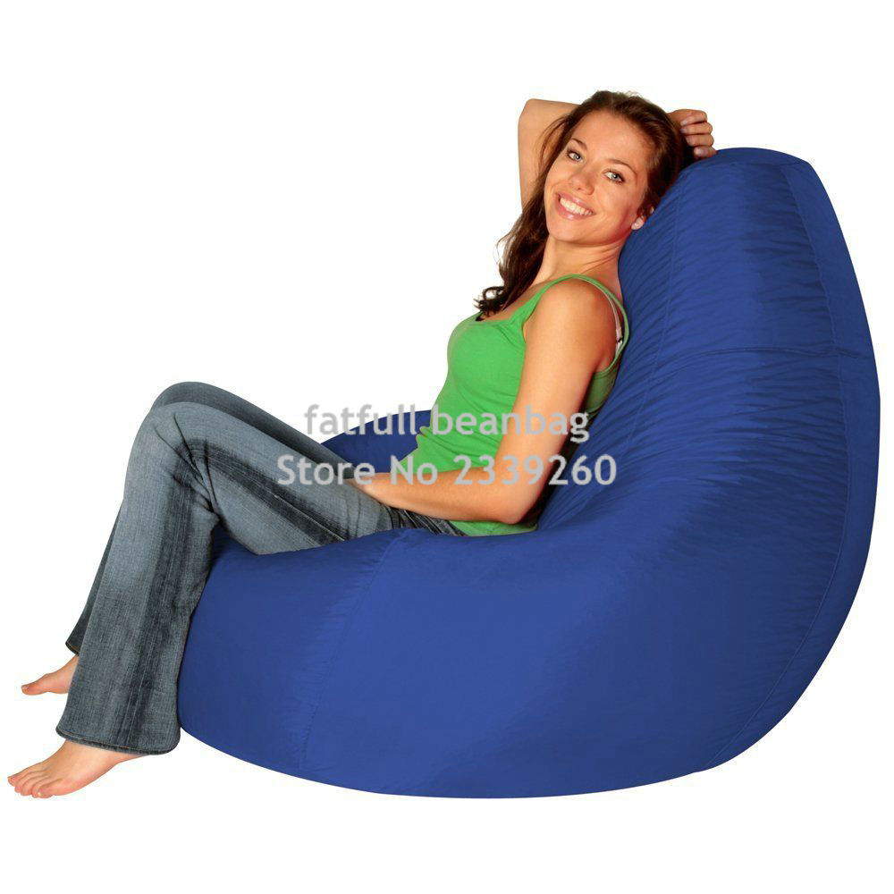 Bean bag chairs price - Cover Only No Filler Xxl Gamer Bean Bag Outdoor Chair External Furniture Sofa Seat