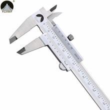 Wholesale prices Freeshipping FUJISAN Vernier Caliper 6″ 0-150mm/0.02mm 1/1000in Stainless Steel Gauge Micrometer Measuring Tools