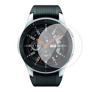 Image 2 - กระจกนิรภัยสำหรับ Samsung Galaxy นาฬิกา 42 มม.46 มม.หน้าจอป้องกันฟิล์มสำหรับ Samsung Galaxy นาฬิกา 46 มม.สร้อยข้อมือสมาร์ทนาฬิกา