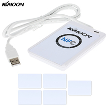 NFC ACR122U RFID Бесконтактный смарт ридер и запись/USB SDK 5 шт. Mifare IC карта памяти/бирка