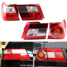 Car Rear Tail Light Lamp for Volkswagen VW Santana 3000 4000 Car-Styling Outer Left and Right without Bubls Drl High Quality