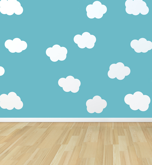 Digital cloud printed newborn Dream photo backdrops Art fabric backdrop for studio children photography backgrounds D-9781 купить