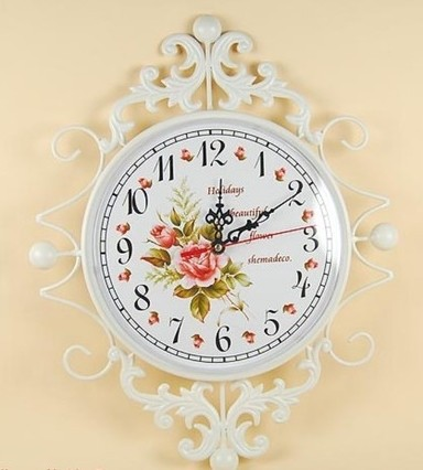 032033 wall clock in wall clocks safe modern design digital vintage large led kitchen decorative mirror