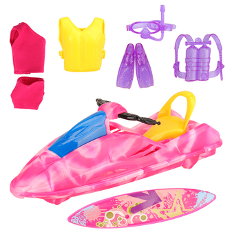 Newest Handmade High Quality Doll Accessories Swimsuit Life Jacket Dress Ken Clothes For Barbie Doll Best Gift Birthday Girl 1
