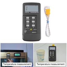 Buy online LCD Digital Thermocouple Thermometer Temperature Meter with K-Type Sensor Accurate Measurement -50 ~ 200 Degree