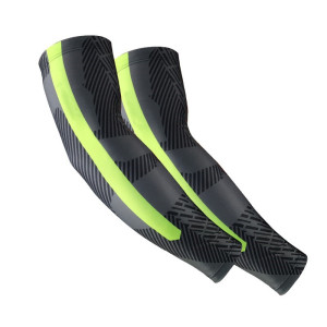 1pair Men Compression Arm Warmer UV Prot