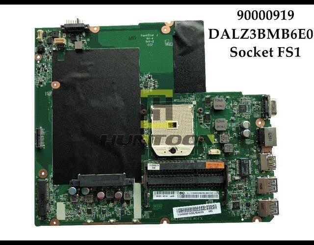 Wysokiej jakości DALZ3BMB6E0 dla Lenovo Ideapad Z585 laptopa płyty głównej płyta główna w FRU: 90000919 gniazdo FS1 DDR3 AMD 100% w pełni przetestowane