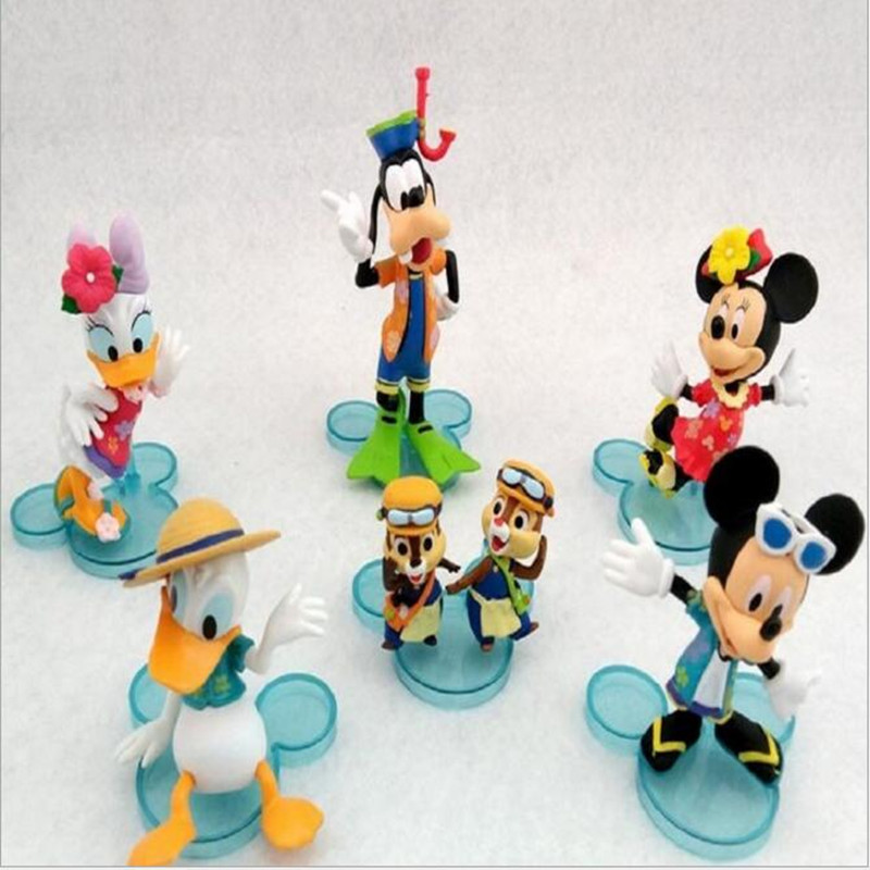 Hot Minnie Mickey Mouse and Donald Duck Toy  Hand To Do The Enchanted Castle six paragraph Minnie Doll Halloween Gifts x38 judith dean alladin and the enchanted lamp