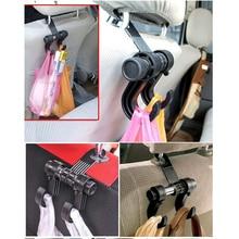 Convenient Double Hangers, Car Seat Hook Holder