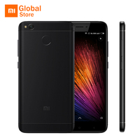 Official Global Rom Xiaomi Redmi 4X Mobile Phone 3GB RAM 32GB ROM 4 X Snapdragon 435 Octa Core 5.0