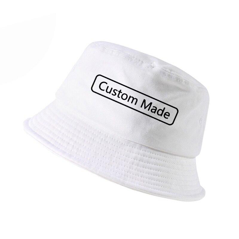Own Design Custom Made Bucket Hat Men Women Print Logo Fisherman Hat Panama