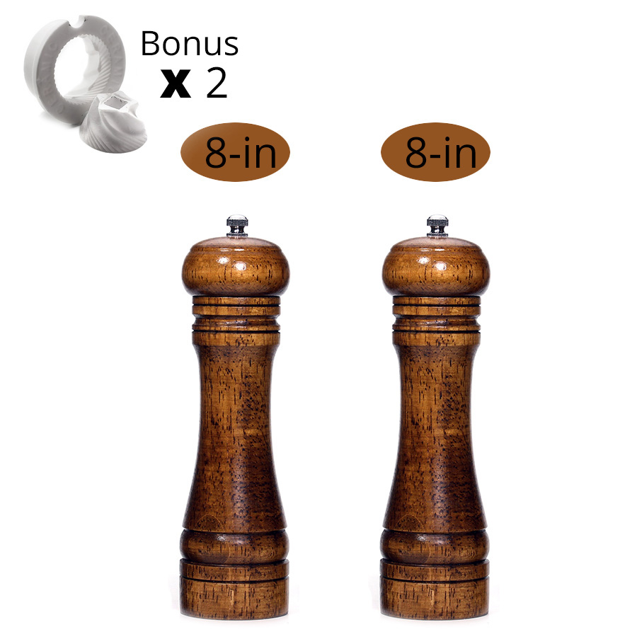 8 and 8 inch