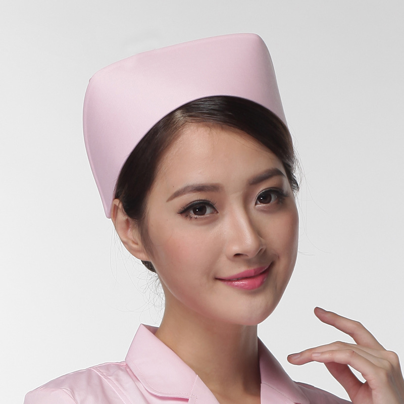 349c88c121b Profession Nurse Hats Medical Staff Nurse Caps Female Doctor Hat Hospital  Detist Work Caps Hospital Clothing Accessories C299
