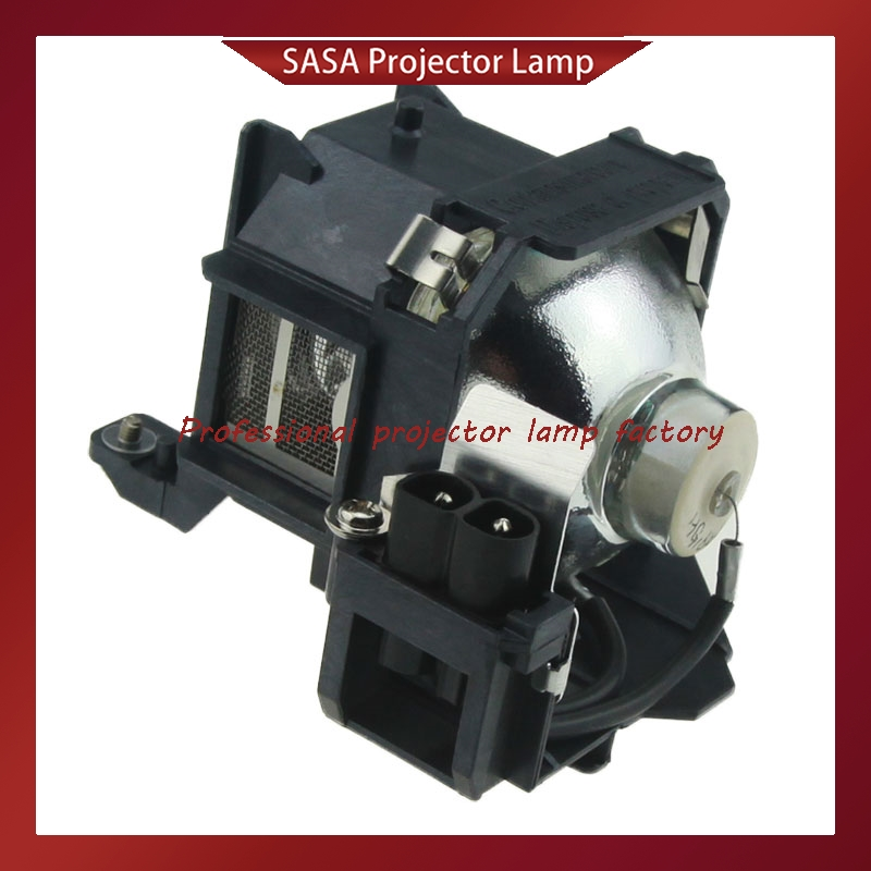 High Quality 170W Projector lamp with housing V13H010L38 ELPLP38 for Epson EMP-1700 EMP-1705 EMP-1707 EMP-1710 EMP-1715 EMP-1717 high quality projector lamp elplp31 for epson emp 830 emp 830p emp 835 with japan phoenix original lamp burner