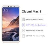 Original Xiaomi Mi Max 3 4GB RAM 64GB Xiaomi Mobile Phones
