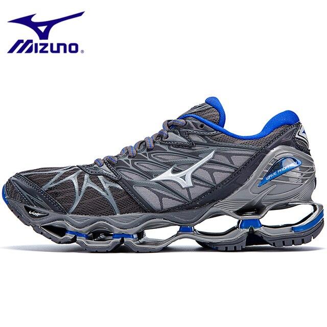 Mizuno Wave Prophecy 7 Professional Мужская обувь 6 цветов Уличная обувь Вес подъема обувь кроссовки размер 40-45