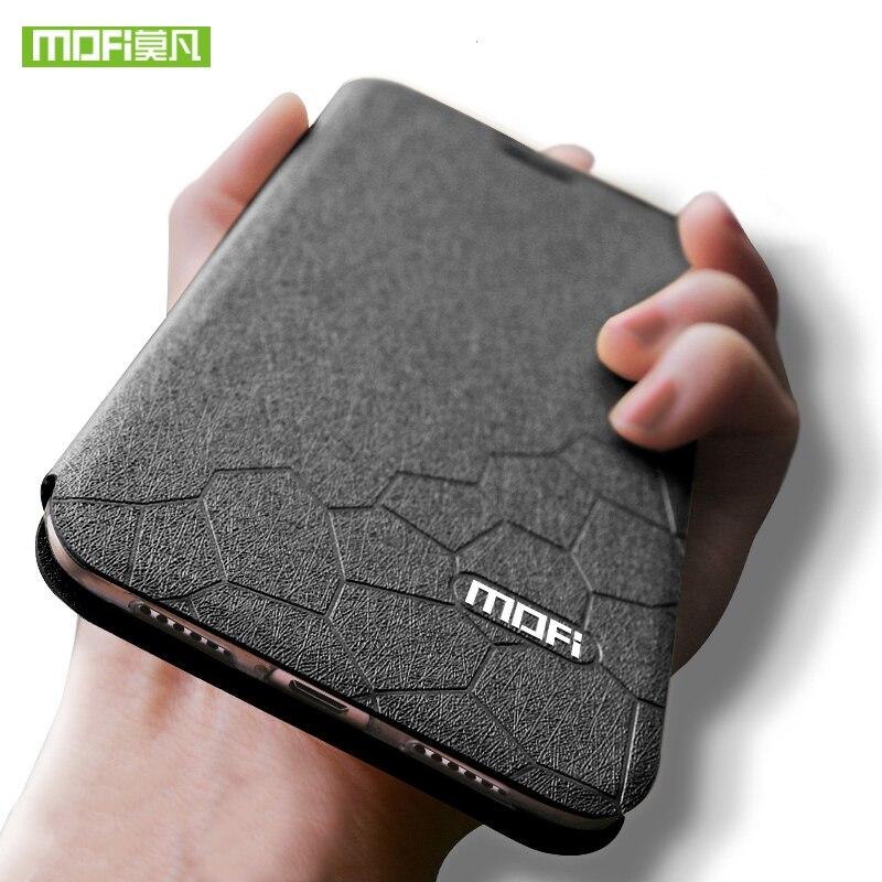 Caliente para Xiaomi Redmi 5 Plus funda TPU funda abatible silicona 360 protección Shockpoor para xiaomi redmi 5 Plus funda de lujo Original MOFI