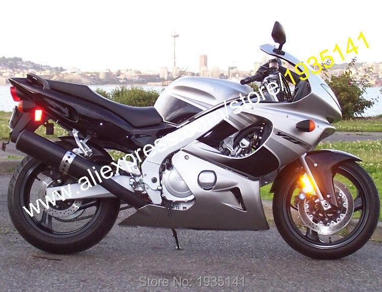 Offres spéciales, pour Yamaha Yzf600R carénages Thundercat 97-07 YZF-600R 1997-2007 Yzf 600R 1998 2000 Kit de carénage de moto de rechange