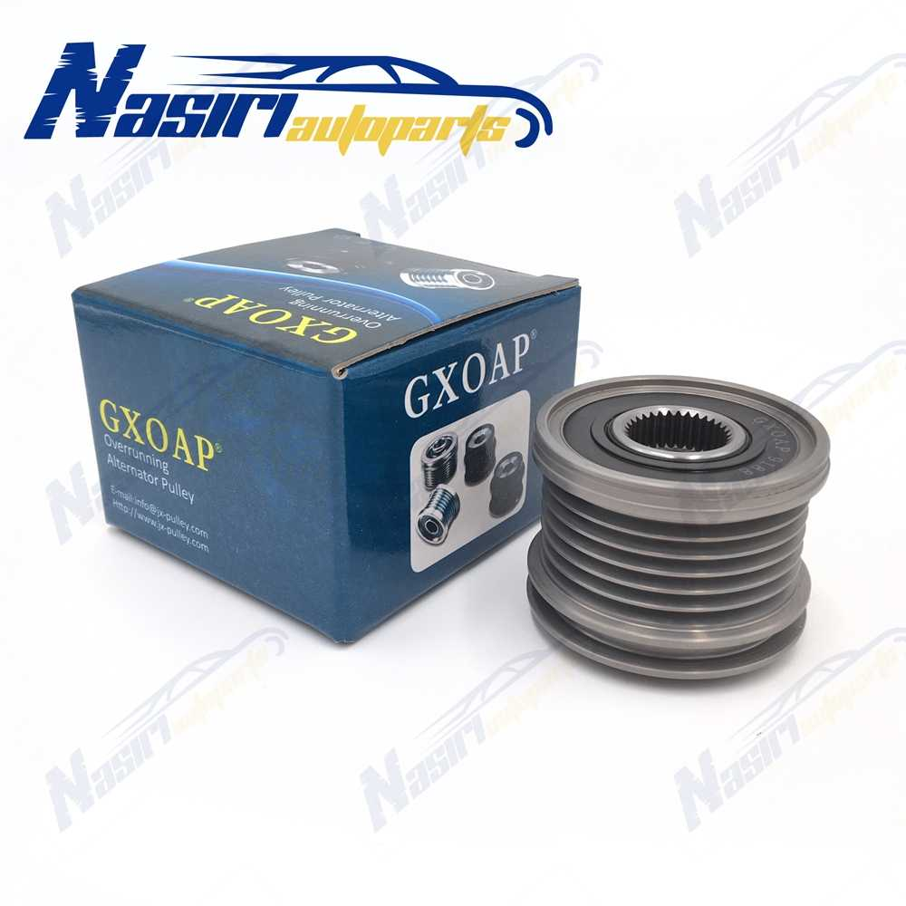 Обгонная генератор шкив муфты для Nissan Sylphy, Tiida VERSA B17 C12 1,8 2012-535026510 56838 F-575777 2611851