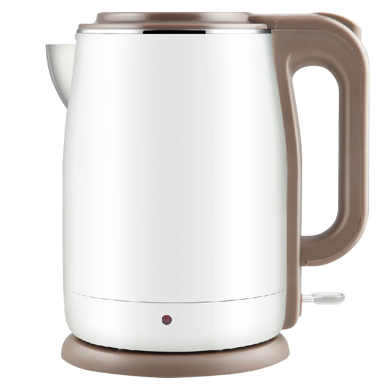 NEW Electric kettle boiling water pot 304 stainless steel household insulation 1.5L electric kettle boiling pot 304 stainless steel home insulation 1 7l