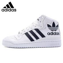 new arrival 680f7 2b50b Novedad Original 2018 Adidas Originals FORUM MID RS XL Unisex zapatillas de  skate(China)