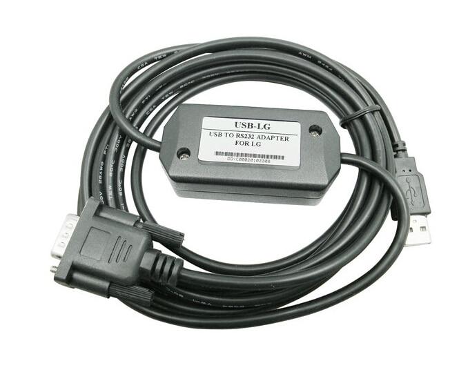 Model: USB-LG, LG K120S K7M-DR20U Series PLC Programming Cable,USB LG,USB 2.0, Support WIN7, ,FREE SHIPPING поло trussardi jeans футболки с коротким рукавом