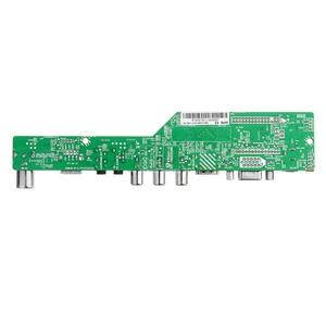 Image 5 - T. RD8503.03 אוניברסלי LCD LED טלוויזיה בקר נהג לוח טלוויזיה/מחשב/VGA/HDMI/USB + 7 מפתח כפתור + 2ch 8bit 30 LVDS כבל + 4 מנורה מהפך