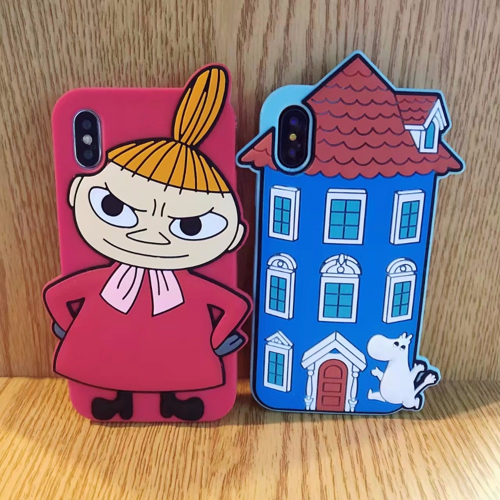 Maosenguoji סיליקה ג 'ל מקרה יפה בית מכשפה עלות מצחיק מקרה נייד טלפון מקרה עבור iphone6 6 s 6 בתוספת 7 בתוספת 8 בתוספת X אופנה מקרה