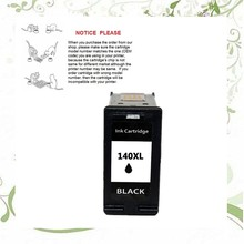 Remanufactured ink cartridge for HP140 for HP Officejet All in One 5700 series(China)