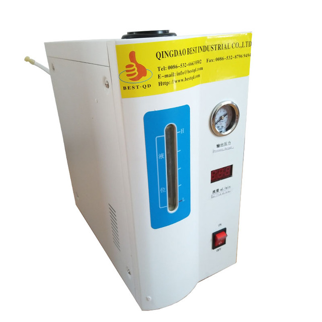 US $1127 06 6% OFF|2018 Hot Sale 99 999% Ultra Purity Hydrogen Generator  Gas Output 0 500ml/min-in Gas Welding Equipment from Tools on  Aliexpress com