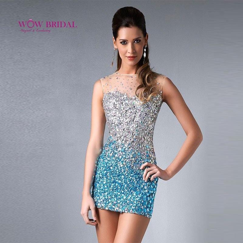 2015 sexy um ombro vestidos de baile