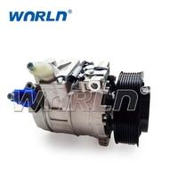 Auto AC compressor 7SBU16C for Mercedes Benz AXOR Truck 770202/0002343711/A0002343711/4572300111/A4572300111/447220 8702/447160