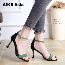 2018 Female Fashion Sexy Hollow With Sandals Summer Women Pu
