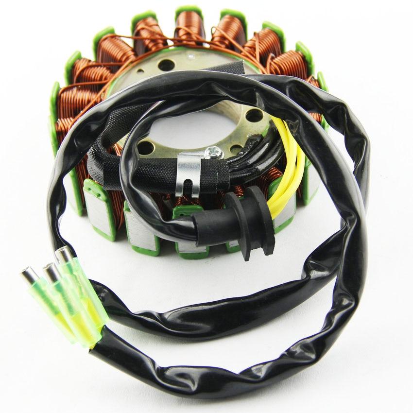Magneto Generator Stator Coil for Kawasaki Twin Vulcan 750 21003-1118 VN750
