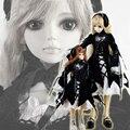 1/3 1/4 1/6 Bjd dress doll clothes Suigintou girl female women's full set formal dress western dress