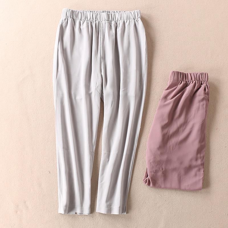 T-inside335 2018 Summer Trousers For Women Elmer Mr Wonderful Shose Women Joggers Women Fake Designer Clothes Pants Female