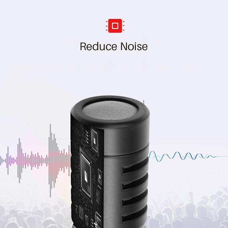 BOYA BY-MM1 Enregistrement Vidéo Microphone Compact VS Roulé VideoMicro Sur-Caméra Enregistrement Mic pour iPhone X 8 7 Huawei nikon Canon DSLR - 3